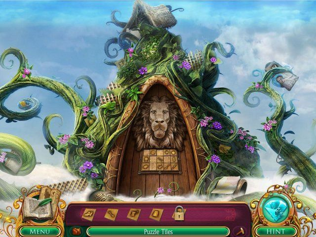 Game screenshot  «Fairy Tale Mysteries: The Beanstalk. Collector's Edition» № 5