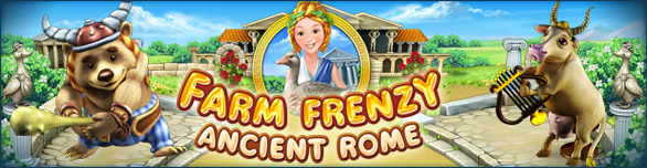 Game Farm Frenzy Ancient Rome