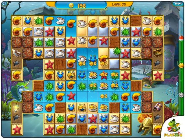 Game screenshot  «Fishdom 3» № 6