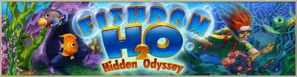 Game Fishdom H2O Hidden Odyssey