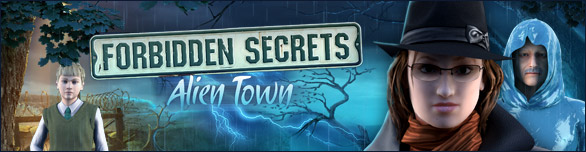 Game Forbidden Secrets Alien Town