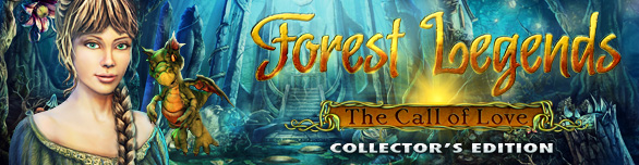 Game Forest Legends The Call of Love Collector s Edition
