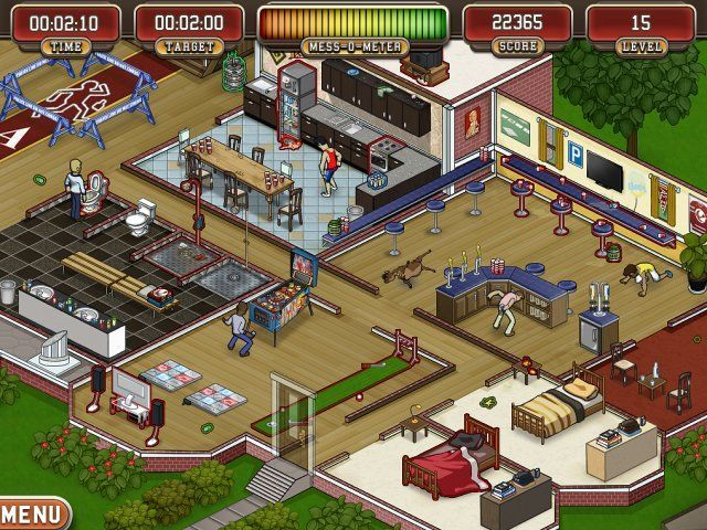 Game screenshot  «Frat House: The Perfect Score» № 4