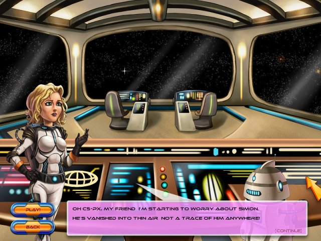 Game screenshot  «Galaxy Quest» № 1