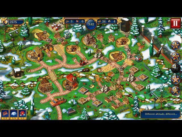 Gardens Inc 4 Blooming Stars Collector s Edition - game screenshot 4