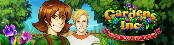 Game Gardens Inc From Rakes to Riches