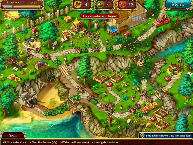 Game screenshot  «Gardens Inc. - From Rakes to Riches» № 3