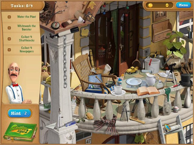 Game screenshot  «Gardenscapes 2» № 2