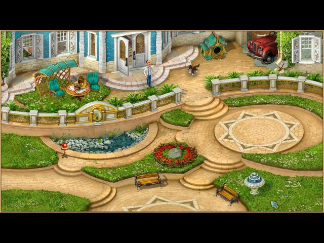 Game screenshot  «Gardenscapes 2» № 7