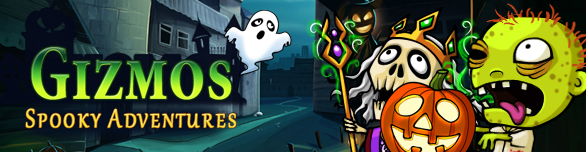 Game Gizmos Spooky Adventures
