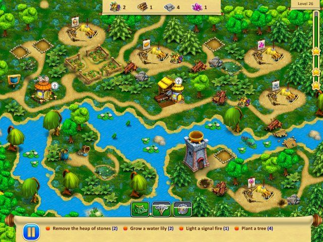 Game screenshot  «Gnomes Garden» № 5