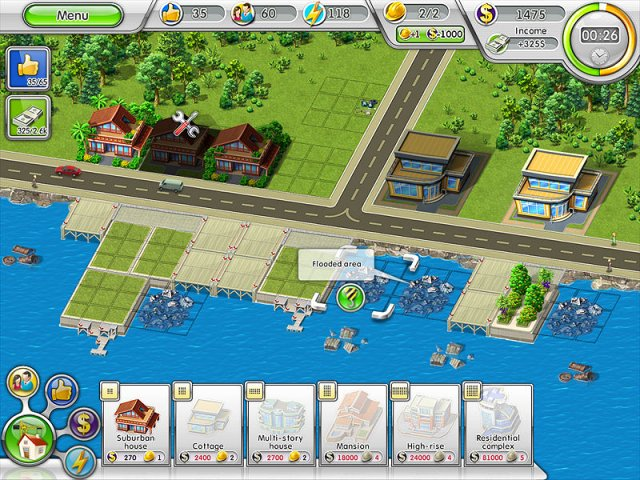 Game screenshot  «Green City: Go South» № 1