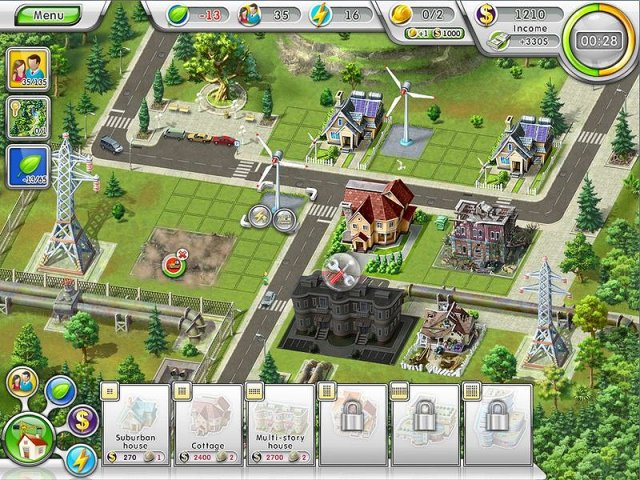 Game screenshot  «Green City» № 4