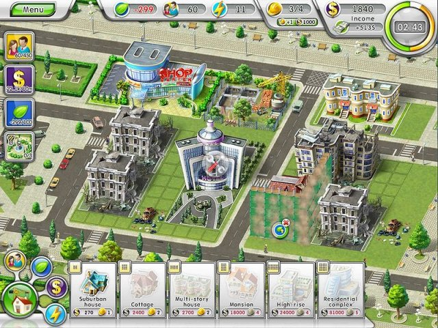 Game screenshot  «Green City» № 7