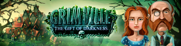 Game Grimville The Gift of Darkness