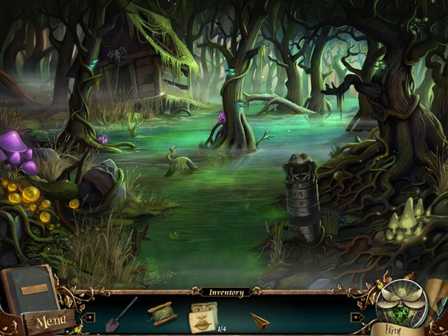 Game screenshot  «Grimville: The Gift of Darkness» № 4