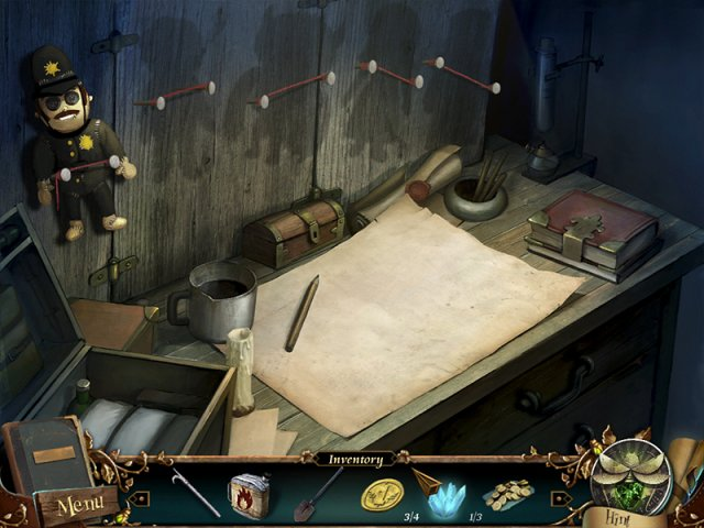 Game screenshot  «Grimville: The Gift of Darkness» № 7