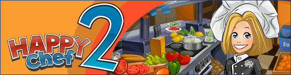Game Happy Chef 2
