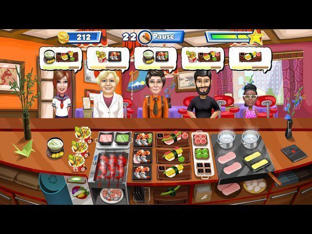 Game screenshot  «Happy Chef 3. Collector's Edition» № 4
