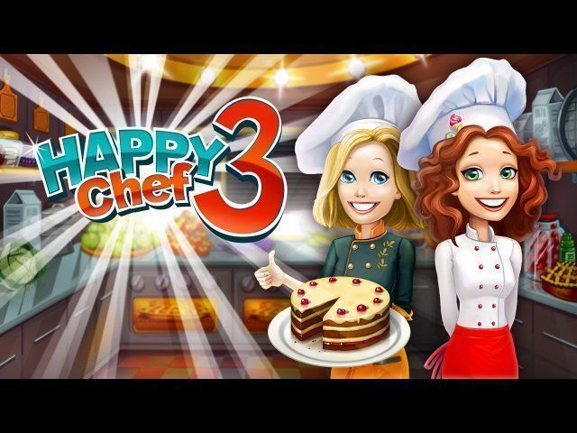 Game screenshot  «Happy Chef 3» № 1