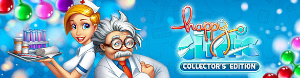 Game Happy Clinic Collector s Edition
