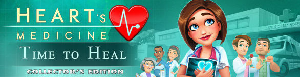 Game Heart s Medicine Time to Heal Collector s Edition