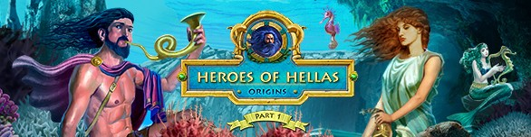 Heroes Of Hellas Origins: Part One