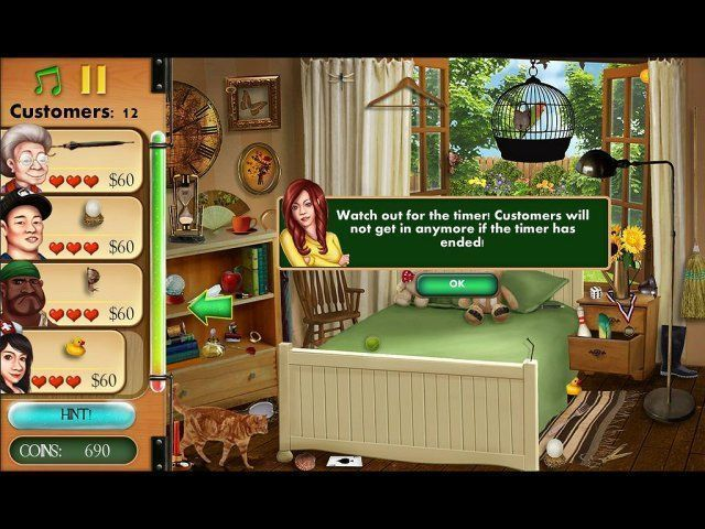 Game screenshot  «Home Makeover» № 3