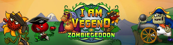 Game I am Vegend Zombiegeddon
