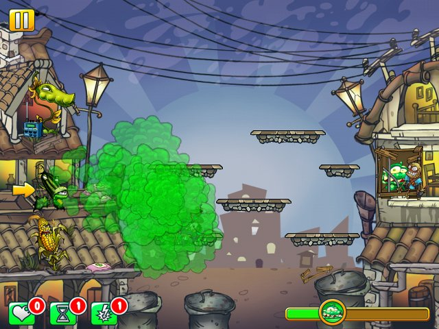 Game screenshot  «I am Vegend: Zombiegeddon» № 5