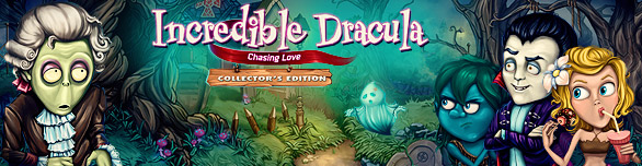 Game Incredible Dracula Chasing Love Collector s Edition
