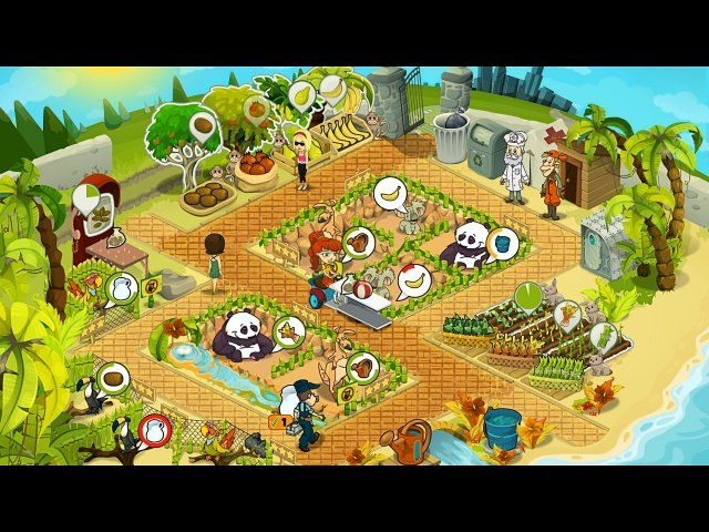Game screenshot  «Incredible Zoo» № 4