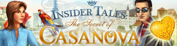 Insider Tales: The Secret of Casanova