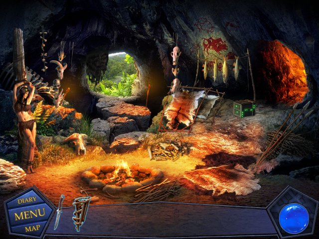 Game screenshot  «Invasion: Lost in Time» № 2