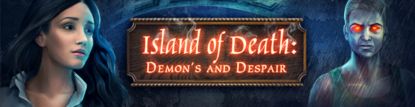 Game Island of Death Demons and Despair