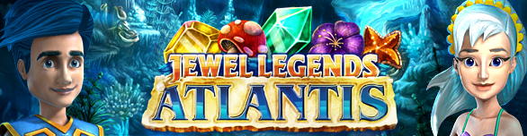 Game Jewel Legends Atlantis