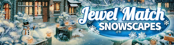 Game Jewel Match Snowscapes