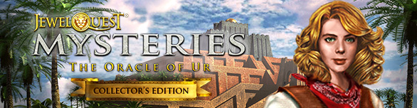Jewel Quest Mysteries: The Oracle Of Ur Collector's Edition