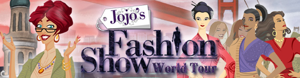 Jojo Fashion Show: World Tour