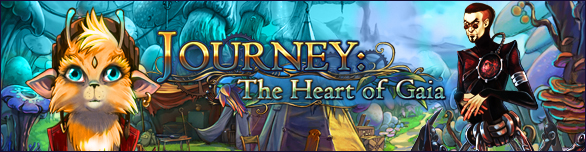 Game Journey The Heart of Gaia