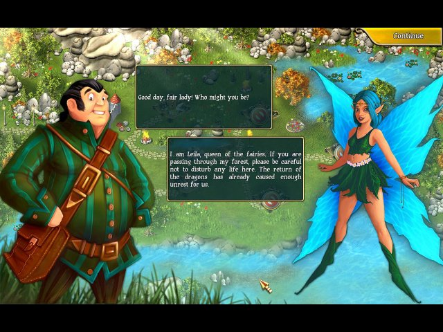 Game screenshot  «Kingdom Tales» № 3
