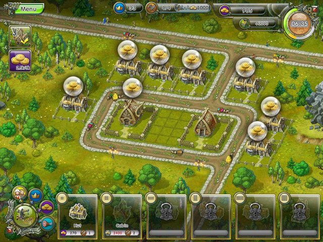 Game screenshot  «Kingdom's Heyday» № 5