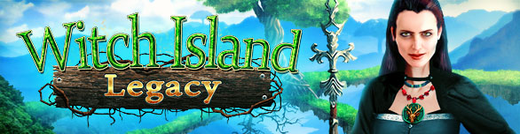 Game Legacy Witch Island