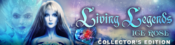 Living Legends: Ice Rose. Collector's Edition
