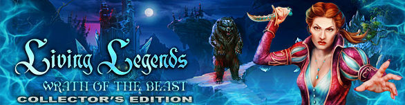 Game Living Legends Wrath of the Beast Collector s Edition