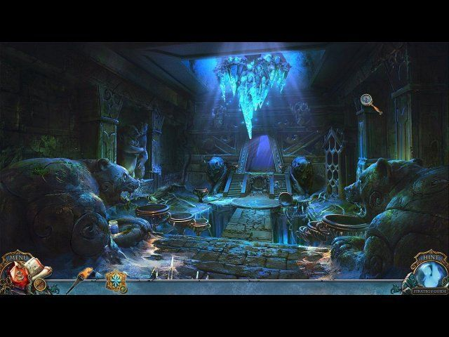 Game screenshot  «Living Legends: Wrath of the Beast. Collector's Edition» № 7