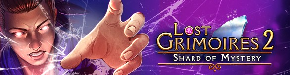 Game Lost Grimoires 2 Shard of Mystery
