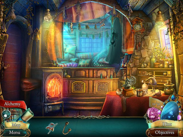 Game screenshot  «Lost Grimoires 2: Shard of Mystery» № 2
