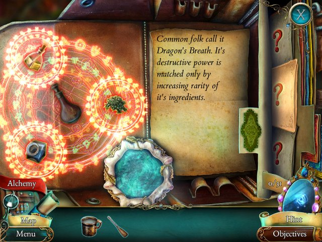 Game screenshot  «Lost Grimoires 2: Shard of Mystery» № 3