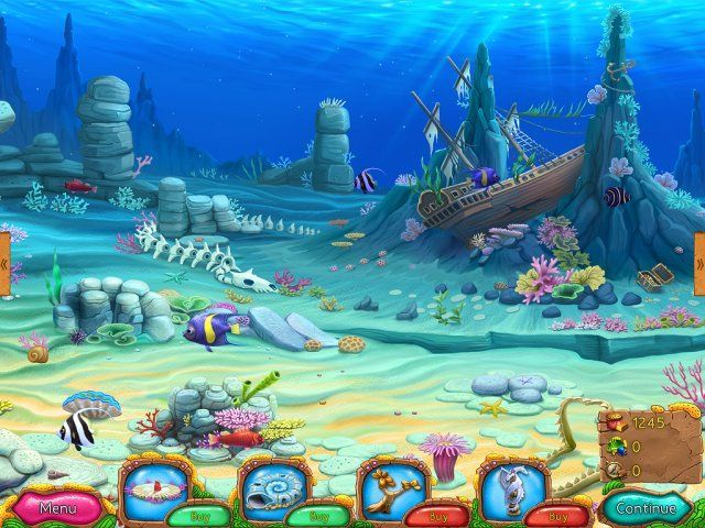 Game screenshot  «Lost in Reefs 2» № 3